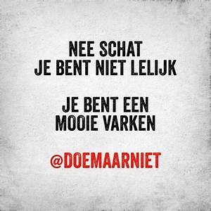 24 best images ... Doe Maar Quotes