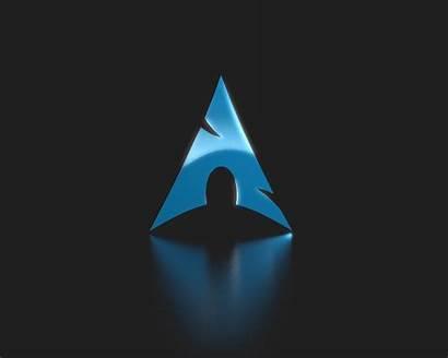 Linux Arch Tablet Desktop