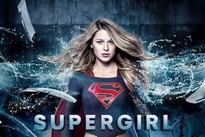 Supergirl Wallpapers Tv Shows Benoist Melissa 4k