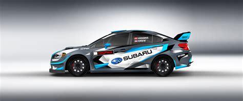 subaru rally subaru rally team usa vermont sportscar livery rally