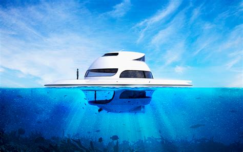 Floating Boat House Ufo by Ufo Inspired Floating Houseboat Knockout Mag