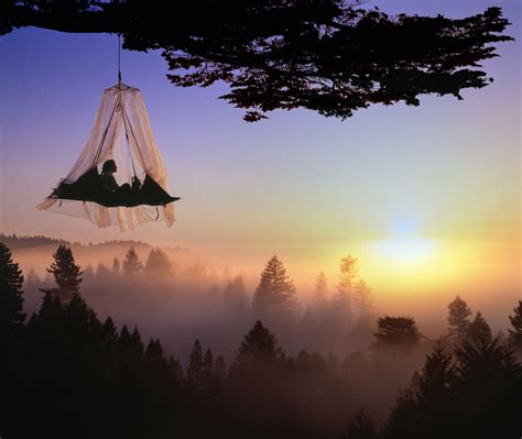Extreme Mountain Camping And Tree Tents Are The Solution