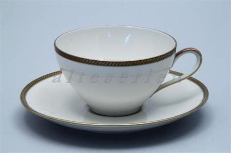eschenbach porzellan alte serien teetasse mit untere eschenbach alte formen goldrand w3391