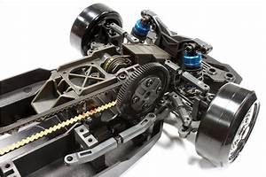 Ota 10 Drift 3 Belt Chassis Kit 260