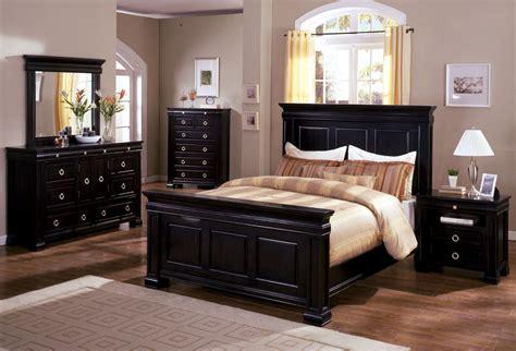 Bedroom Furniture Sets Queen Black Raya Furniture