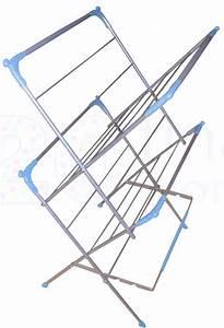 étendoir à Linge Intérieur : etendoir a linge de salle de bain solide et pratique se023 ~ Premium-room.com Idées de Décoration