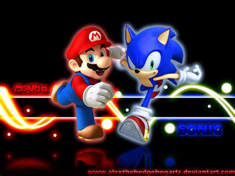 Sonic Walllpaper Mania Plus