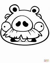Pig Coloring Pages Face Moustache Bad Piggies Foreman Mustache Drawing Printable Cylinder Graduated Mask Beyonce Getcolorings Pa Getdrawings Colorings Popular sketch template