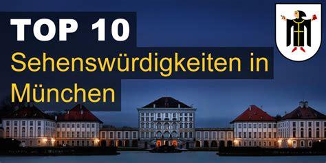 Die Top 10 Sehenswürdigkeiten In München Kaufdex