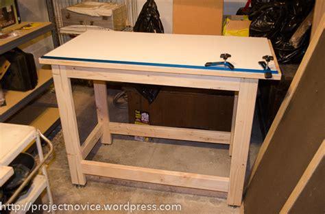 kreg skill builder workbench part  project novice