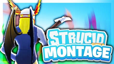 roblox strucid montage montage  youtube