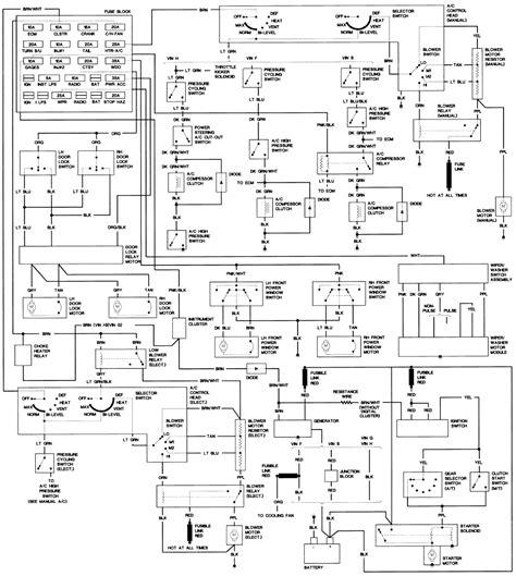 Solved Camaro Iroc Need Wiring Diagram For Fixya