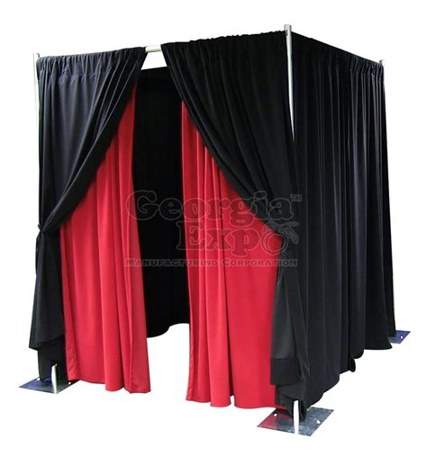 pipe and drape kits pipe and drape photo booth kits specialty production and