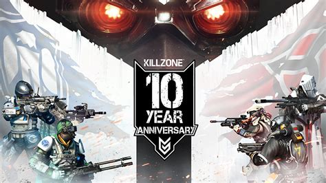 Killzone Is Ten Years Old Has Presents For You Vg247