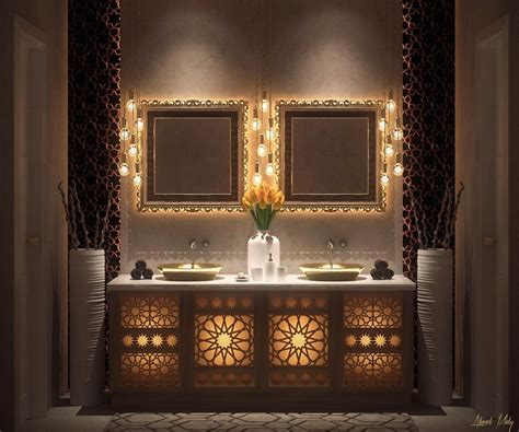 10 bathroom decorating ideas for moroccan style