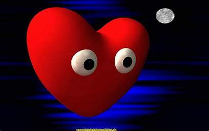 Animated Heart Animation Gifs Clip Wallpapers Cartoon