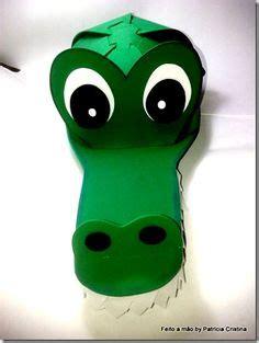 alligator hat template storytime theme alligators create and craft alligator crafts