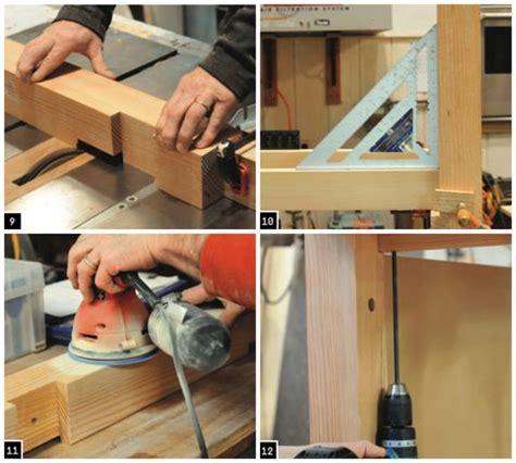 build  workbench diy workbench