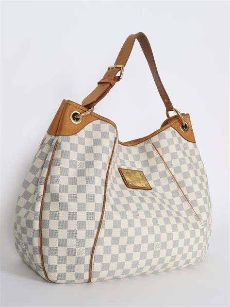 louis vuitton galliera gm damier azur canvas luxury bags