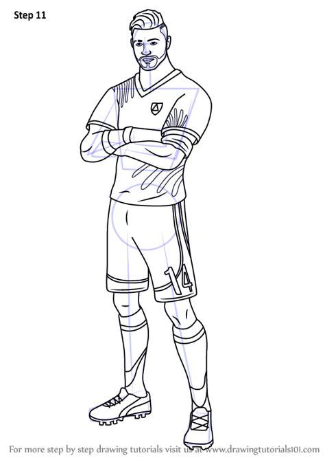 learn   draw midfield maestro  fortnite fortnite