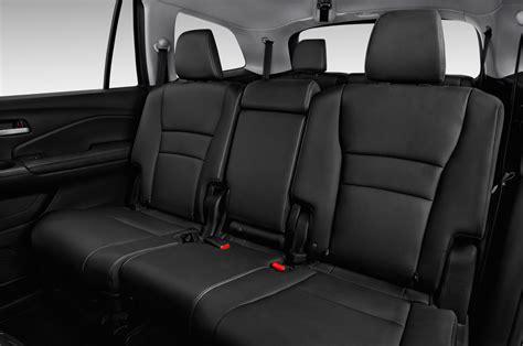 2016 Honda Pilot Rear Seats Interior Photo Automotivecom