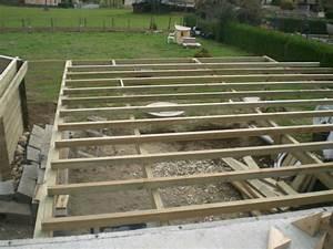 plan terrasse bois With plan terrasse bois suspendue