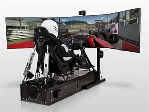 Simulateur Auto Ps4 : cxc motion pro ii le simulateur ultime de course automobile ~ Farleysfitness.com Idées de Décoration