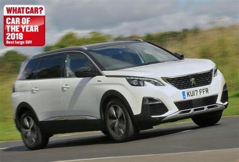 Peugeot 5008 Review 2018