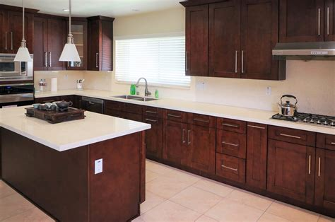 cherry wood endures   cabinets