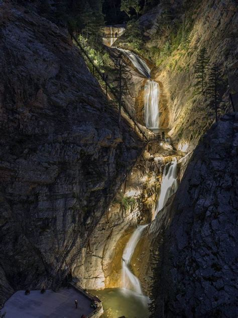 71 best images about broadmoor seven falls on