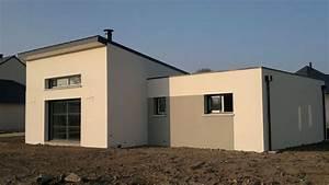 Peinture Facade Maison : couleur meuliere facade affordable cheap couleur peinture ~ Melissatoandfro.com Idées de Décoration