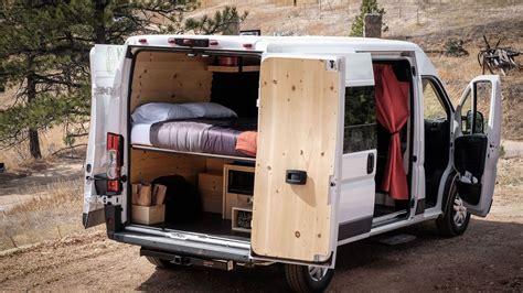 Camper vans for rent: 11 companies that let you try van