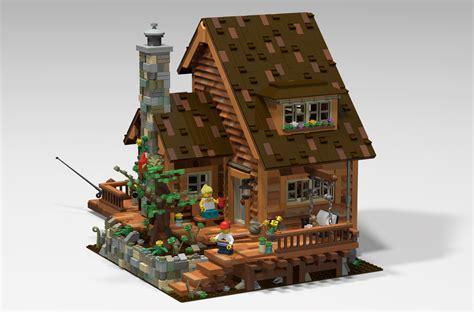 LEGO Ideas - Lake House
