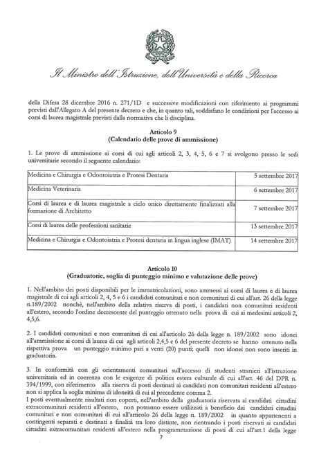 simulazioni test d ingresso professioni sanitarie professioni sanitarie 2017 il bando miur per il test
