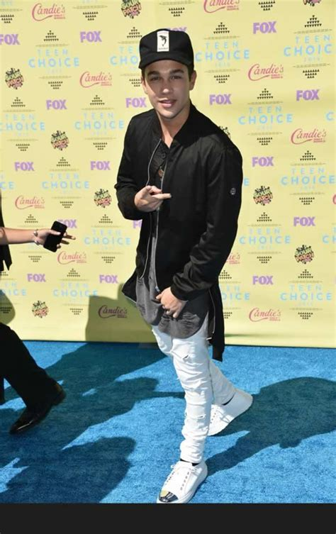 austinmahone fashion style trends