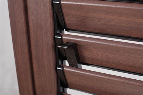 persiane orientabili persiane in alluminio okna samoraj porte e finestre in