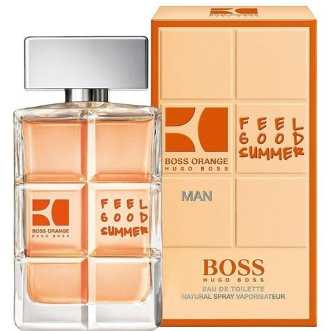 eau de toilette hugo homme hugo orange feel summer pour homme eau de toilette 100ml perfumes fragrances