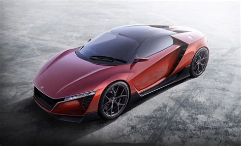 Acura Future Cars 2019 : New Cars Review