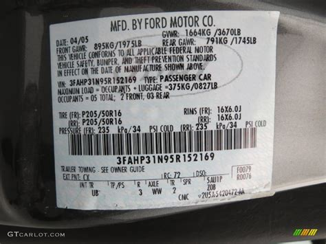 ford paint light crystal blue clearcoat
