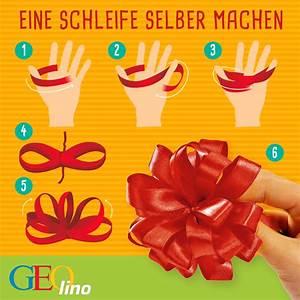 Geschenk Verpacken Schleife : geolino basteln diy kinder schleife geschenke verpacken weihnachten pinterest ~ Orissabook.com Haus und Dekorationen