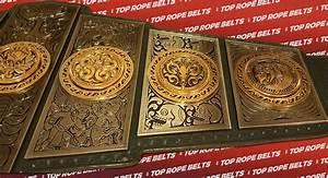 Lucha Underground Gift Of The Gods Belt