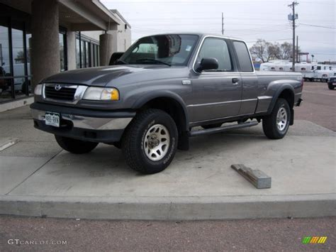 2000 Mazda Bseries Truck B4000 Tl Extended Cab 4x4