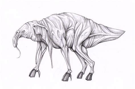 unique animal pencil drawings