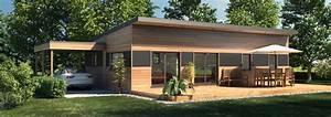 Prix Toiture 80m2 : maison en bois plein pied prix n15 ~ Melissatoandfro.com Idées de Décoration