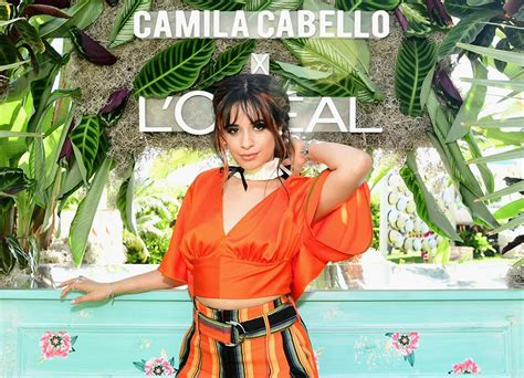 Camila Cabello Oreal Have Launched Gorgeous Makeup