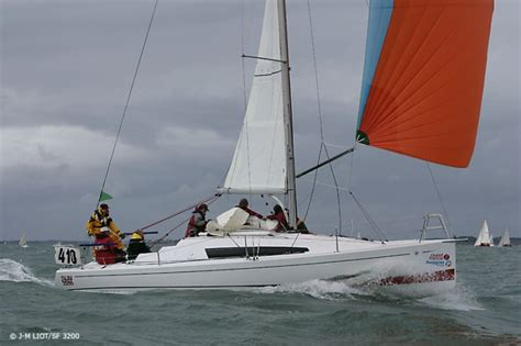 Fast Boat In San Francisco by Jeanneau Sun Fast 3200 Sailboats Yachts For Sale San