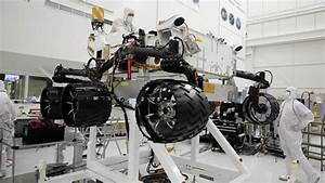 Watch Live as NASA Assembles the Mars Rover | Gearfuse
