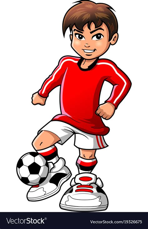 Soccer Player Clipart Boy Soccer Player Clipart Www Pixshark Images