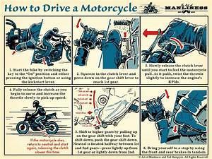 How To Ride A Motorcycle  A Beginner U0026 39 S Guide