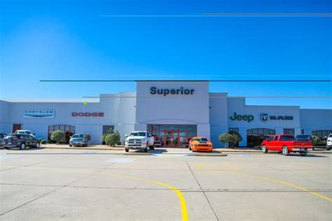 Superior Dodge by Superior Dodge Chrysler Jeep Car Dealership In Conway Ar